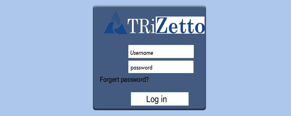 trizetto login
